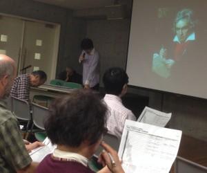 音楽史講座2015年2月