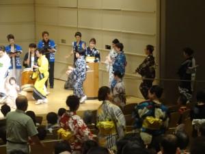150816夏のコンサート盆踊り