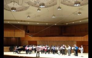 2014年10月24日(金)軽井沢大賀ホール 貸し切り練習