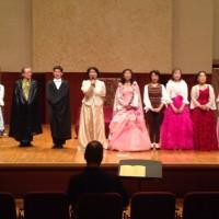 多摩オペラ研究会  多摩市音楽祭 平成28年 10月30日(日)関戸公民館 ヴィータホール